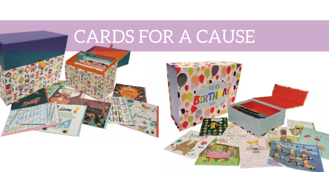 Cards for a Cause - Get Busy And Read - Usborne Books & More - Laura Ward, Independent Consultant